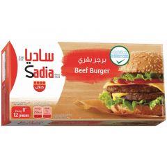 Sadia Beef Burgers
