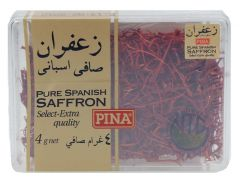 Pina Pure Spanish Saffron 4g |?sultan-center.com????? ????? ???????