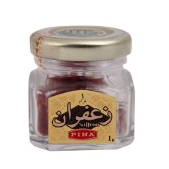 Pina Azafran Spanish Saffron Glass Bottle 1G |?sultan-center.com????? ????? ???????