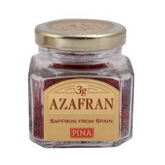 Pina Azafran Spanish Saffron Glass Bottle