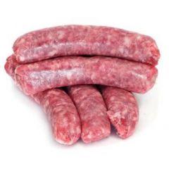 Fresh Lebanese Beef Sausage