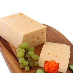 President French Emmental Cheese Block