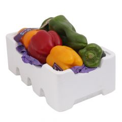 Aseel Mixed Colors Capsicum Box |sultan-center.comمركز سلطان اونلاين