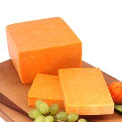 Yellow Cheddar Cheese Block 250G |sultan-center.comمركز سلطان اونلاين