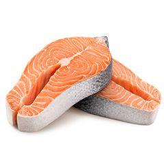 Chilled Salmon Steak Norway
