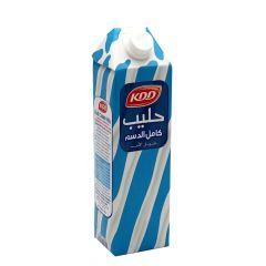 KDD Full Cream Milk 1L |?sultan-center.com????? ????? ???????
