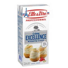 Elle & Vire Professional Excellence Whipping Cream 1L |?sultan-center.com????? ????? ???????