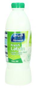 al Marai Full Fat Laban 1L  ?sultan-center.com????? ????? ???????