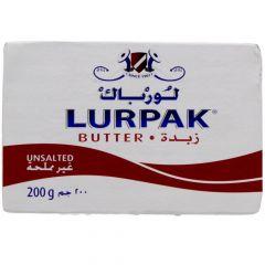Lurpak Unsalted Butter  200g |?sultan-center.com????? ????? ???????