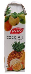 Kdd Cocktail Fruit Drink  1L  sultan-center.comمركز سلطان اونلاين