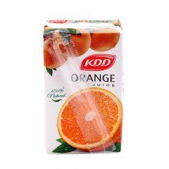 Kdd Orange Juice  250Ml  sultan-center.comمركز سلطان اونلاين