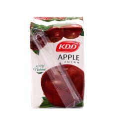 Kdd Apple Juice  250Ml X 6Pcs  sultan-center.comمركز سلطان اونلاين