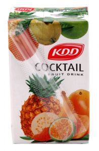 Kdd Cocktail Fruit Drink  250Ml  sultan-center.comمركز سلطان اونلاين
