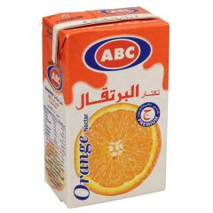 Abc Orange Nectar  250Ml | sultan-center.com مركز سلطان اونلاين