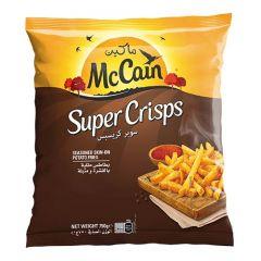 McCain Super Crisps Skin On Seasoned French Fries