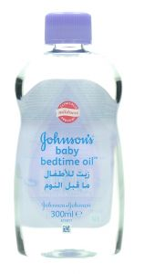 Johnson's Baby Bedtime Oil 300Ml |?sultan-center.com????? ????? ???????