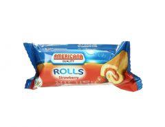 Americana Strawberry Roll Cake  25G |?sultan-center.com????? ????? ???????