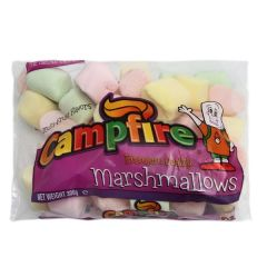 Campfire Multi-Fruit Flavors Marshmallow  300G |?sultan-center.com????? ????? ???????