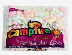 Campfire Mini Fruit Flavor Bag Marshmallow 300G |?sultan-center.com????? ????? ???????