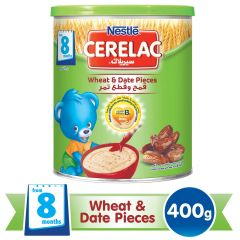 Cerelac Wheat & Date Pieces