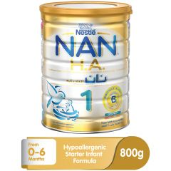 NAN H.A 1 Starter Infant Formula With Iron