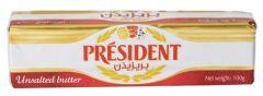 President Unsalted Butter  100g |?sultan-center.com????? ????? ???????