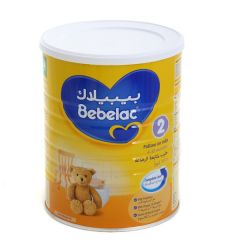 Bebelac 2 Follow-on Milk (From 6 to 12 Months) 900G |?sultan-center.com????? ????? ???????