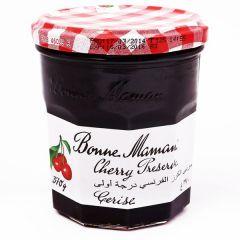 Bonne Maman Cherry Preserve Jam 370G |?sultan-center.com????? ????? ???????
