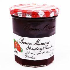 Bonne Maman Strawberry Preserve 370G |?sultan-center.com????? ????? ???????