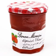 Bonne Maman Preserve Apricot Jam 370G |?sultan-center.com????? ????? ???????