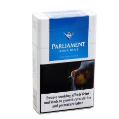 Parliament Aqua Blue Filter Cigarettes  20Pcs |?sultan-center.com????? ????? ???????