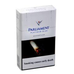 Parliament Platinum Blue KS RCB Filter Cigarettes 20Pcs |?sultan-center.com????? ????? ???????