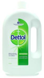 Dettol Antibacterial Antiseptic Disinfectant Liquid 4L |?sultan-center.com????? ????? ???????