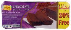Sara Cake Chocolate Pound Cake