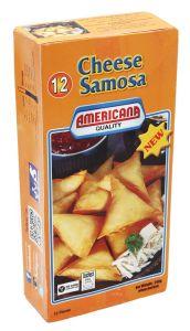 Americana Cheese Sambosa 12PCS  240G |sultan-center.comمركز سلطان اونلاين