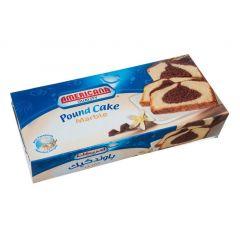 Americana Marble Pond Cake