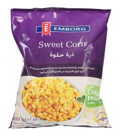 Emborg Sweet Corn  450G |?sultan-center.com????? ????? ???????