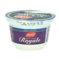 KDD Royale Luxury Yoghurt  180G  ?sultan-center.com????? ????? ???????
