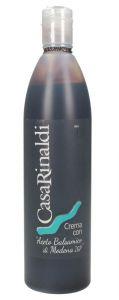 Casa Rinaldi Dark Balsamic Cream