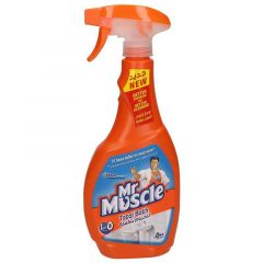 Mr. Muscle 5 In 1 Total Bathroom Cleaner 500ml |?sultan-center.com????? ????? ???????