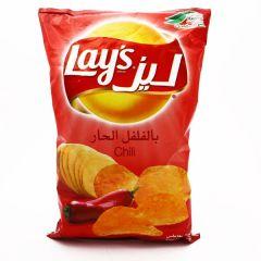 Lays Chilli Potato Chips 170G |?sultan-center.com????? ????? ???????