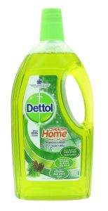 Dettol 4-In-1 Pine Multi-Action Disinfectant Cleaner 900Ml |?sultan-center.com????? ????? ???????