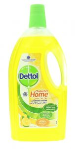 Dettol 4-In-1 Lemon Multi-Action Disinfectant Cleaner 900Ml |?sultan-center.com????? ????? ???????