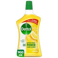 Dettol 4-In-1 Lemon Multi-Action Disinfectant Cleaner 900Ml |sultan-center.comمركز سلطان اونلاين