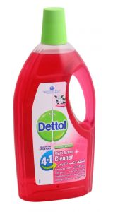 Dettol 4-In-1 Jasmine Multi-Action Disinfectant Cleaner 900Ml |?sultan-center.com????? ????? ???????
