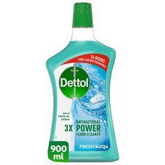 Dettol 4-In-1 Aqua Multi-Action Disinfectant Cleaner 900Ml |sultan-center.comمركز سلطان اونلاين
