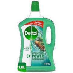 Dettol 4-In-1 Pine Multi-Action Disinfectant Cleaner 1.8L |sultan-center.comمركز سلطان اونلاين