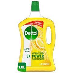 Dettol 4-In-1 Lemon Multi-Action Disinfectant Cleaner 1.8L |sultan-center.comمركز سلطان اونلاين