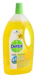 Dettol 4-In-1 Lemon Multi-Action Disinfectant Cleaner 1.8L |?sultan-center.com????? ????? ???????