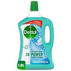 Dettol 4-In-1 Aqua Multi-Action Disinfectant Cleaner 1.8L |sultan-center.comمركز سلطان اونلاين